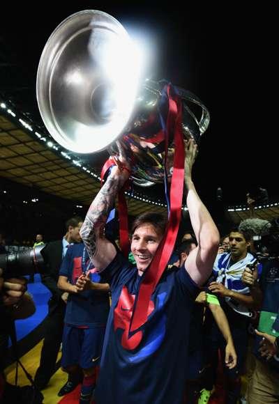 Lionel Messi Barcelona Champions League 06062015