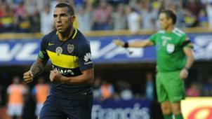 Carlos Tevez Boca Juniors Racing Primera Division 04122016
