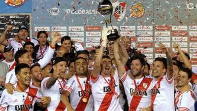 River Plate Copa Sudamericana 2014
