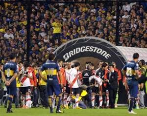 Boca Juniors River Plate Copa Libertadores 14052015