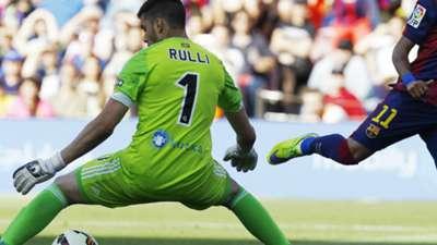 Geronimo Rulli Barcelona Real Sociedad 09052015