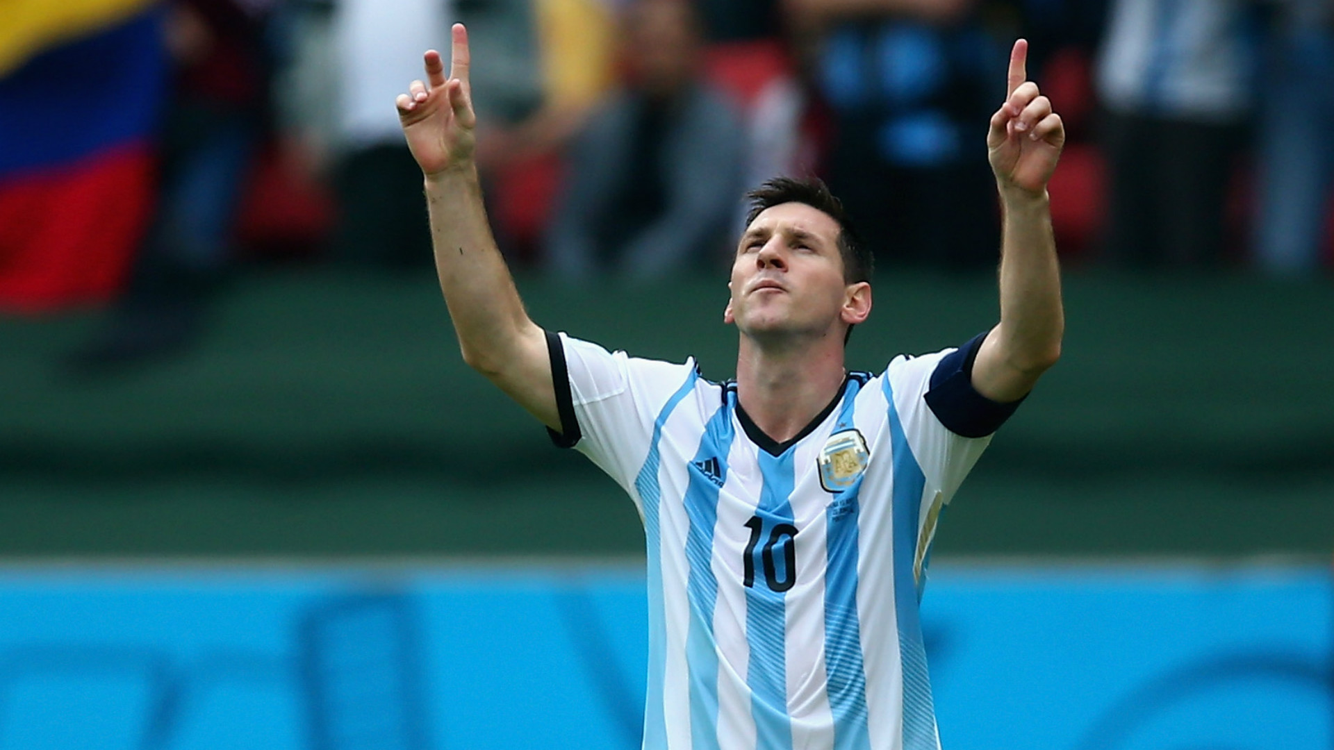 Lionel Messi se muestra 'optimista' en poder llegar al España-Argentina