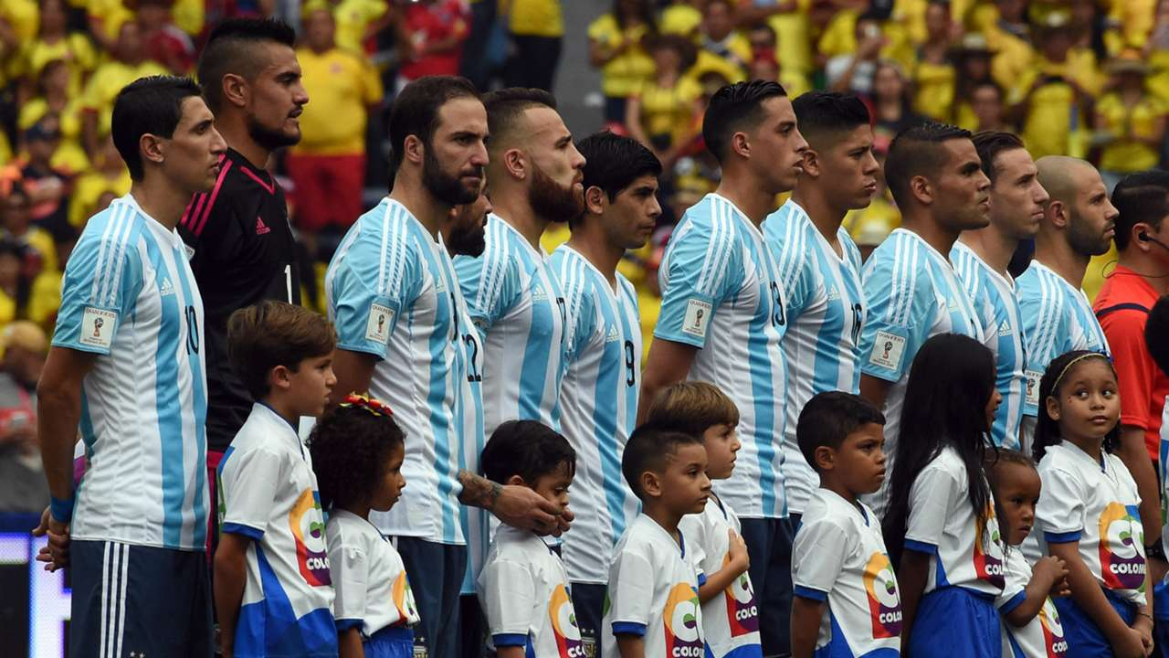 Colombia Argentina Qualifier World Cup 2018 17112015