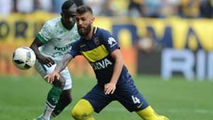 Kevin Mercado Gino Peruzzi Boca Juniors Sarmiento Campeonato de Primera Division 16102016