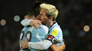 Argentina - Uruguay Eliminatorias Sudamericanas 01092016