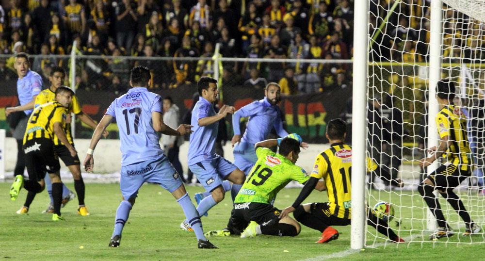 El torneo boliviano se reanudará tras el arreglo entre futbolistas y clubes