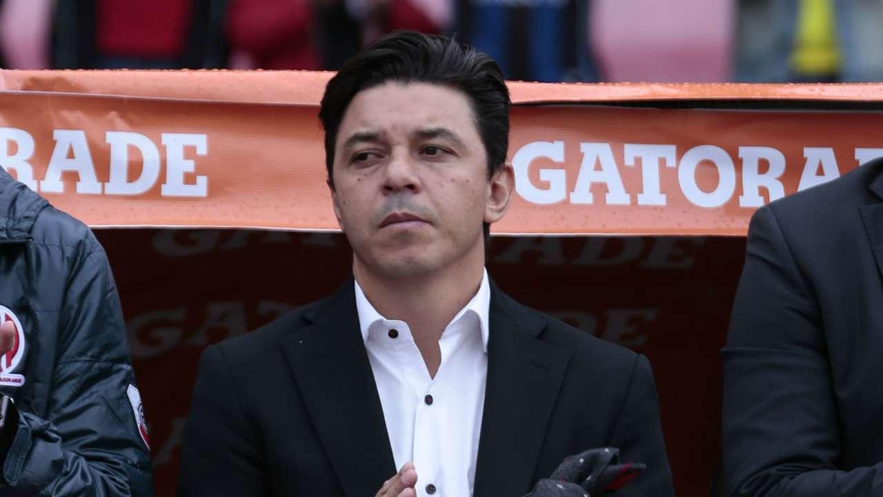 Marcelo Gallardo Independiente del Valle River Copa Libertadores 28042016