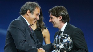 UEFA Player of the Year 2009 Messi