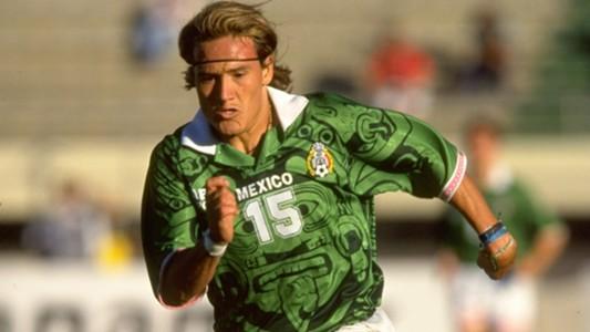 Especial Copa América 100 años (mexico luis hernandez 1997