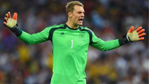 Manuel Neuer Germany Argentina Fifa World Cup Brazil Final 13072014