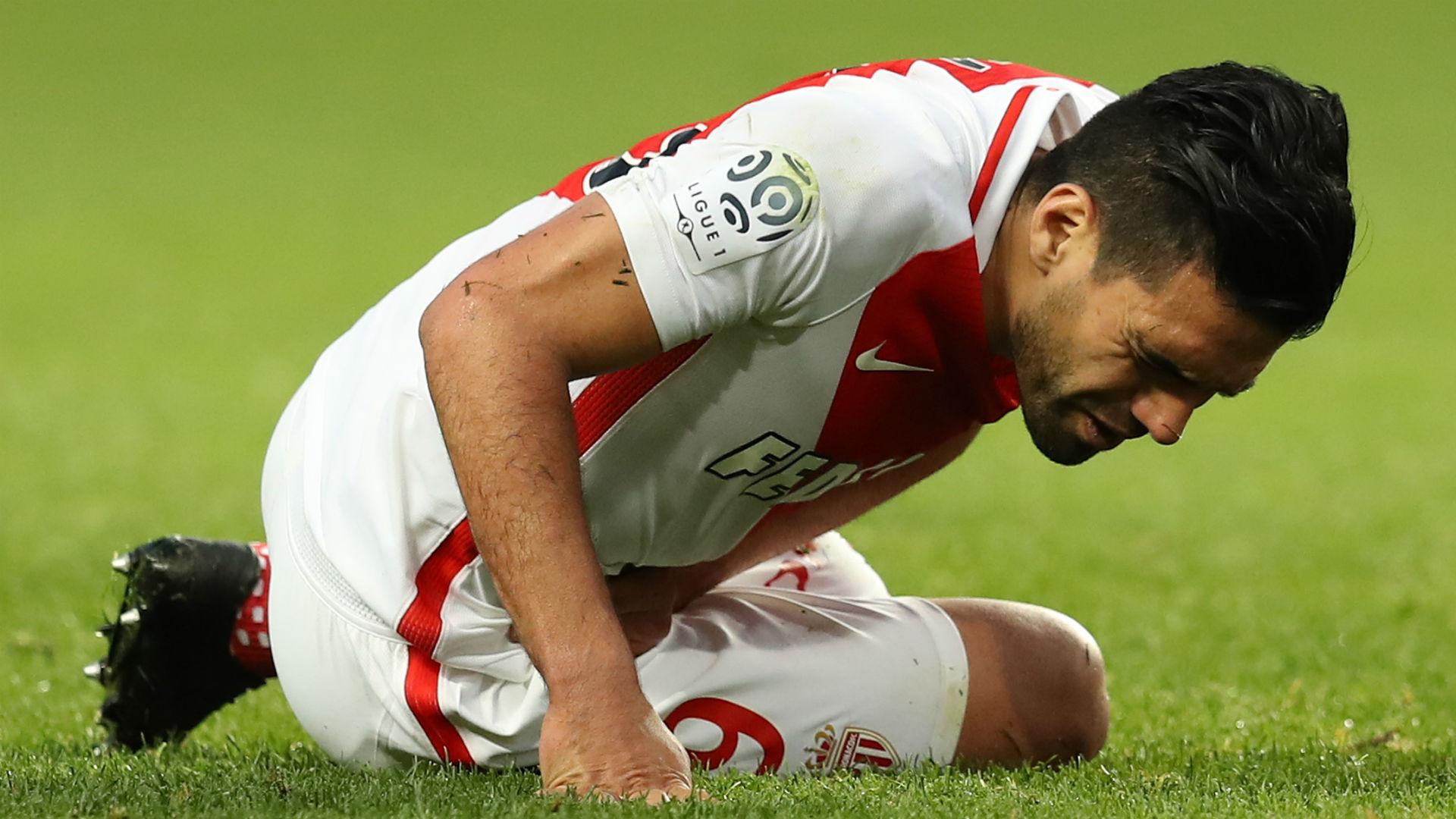Nueva lesión dejaría a Falcao 4 semanas fuera de las canchas