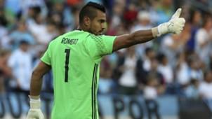 Sergio Romero Argentina Venezuela Copa America 18062016