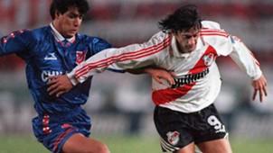 Enzo Francescoli River Universidad de Chile 1996