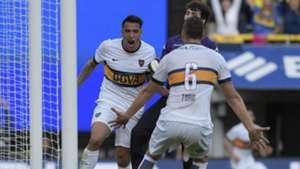 Festejo Monzon Boca Tigre Primera Division