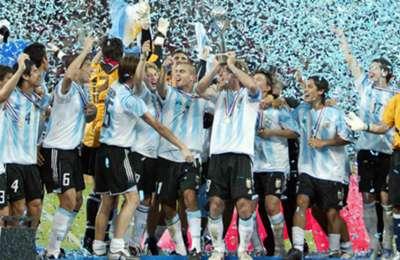 Argentina Holanda 2005