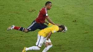 Zuniga Neymar