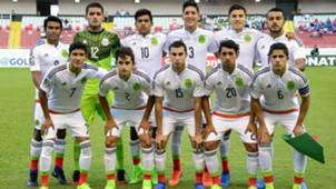 México Sub 20 PreMundial CONCACAF 2017