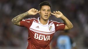 Sebastian Driussi River Plate Belgrano Primera Division Argentina 26032017