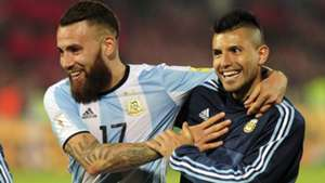 Nicolás Otamendi Chile v Argentina Eliminatorias WC Qualifying 2018 24032016