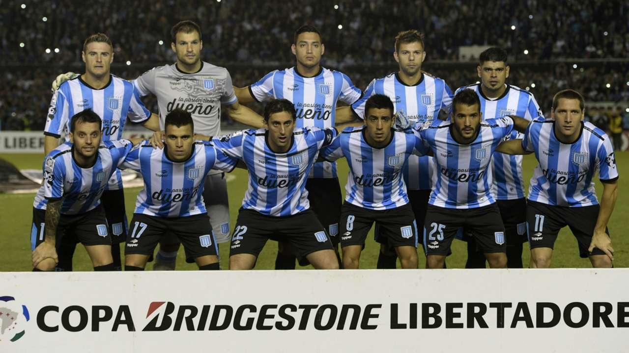 Racing Guarani Copa Libertadores 28052015