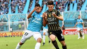 Cristian Romero Fernando Coniglio Belgrano Olimpo Campeonato de Primera Division 18092016