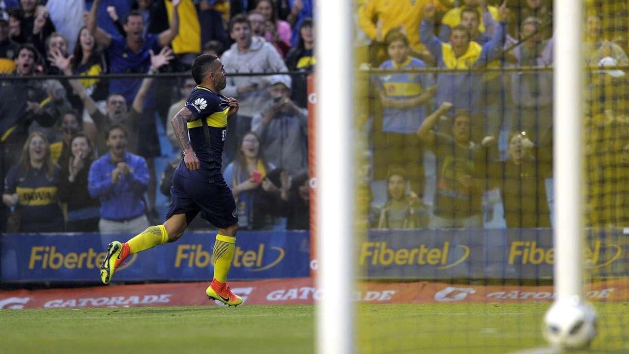 Todos los goles de Carlos Tevez en la temporada 2016/17