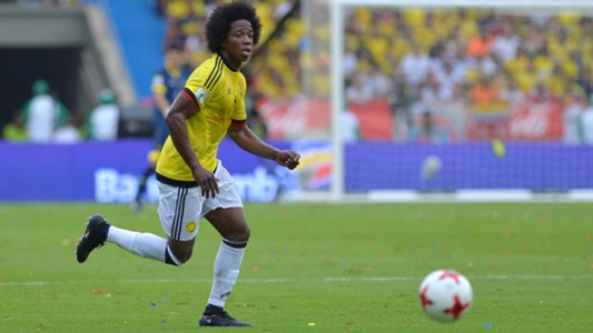 Carlos Sanchez Colombia Bolivia Eliminatorias 23032017