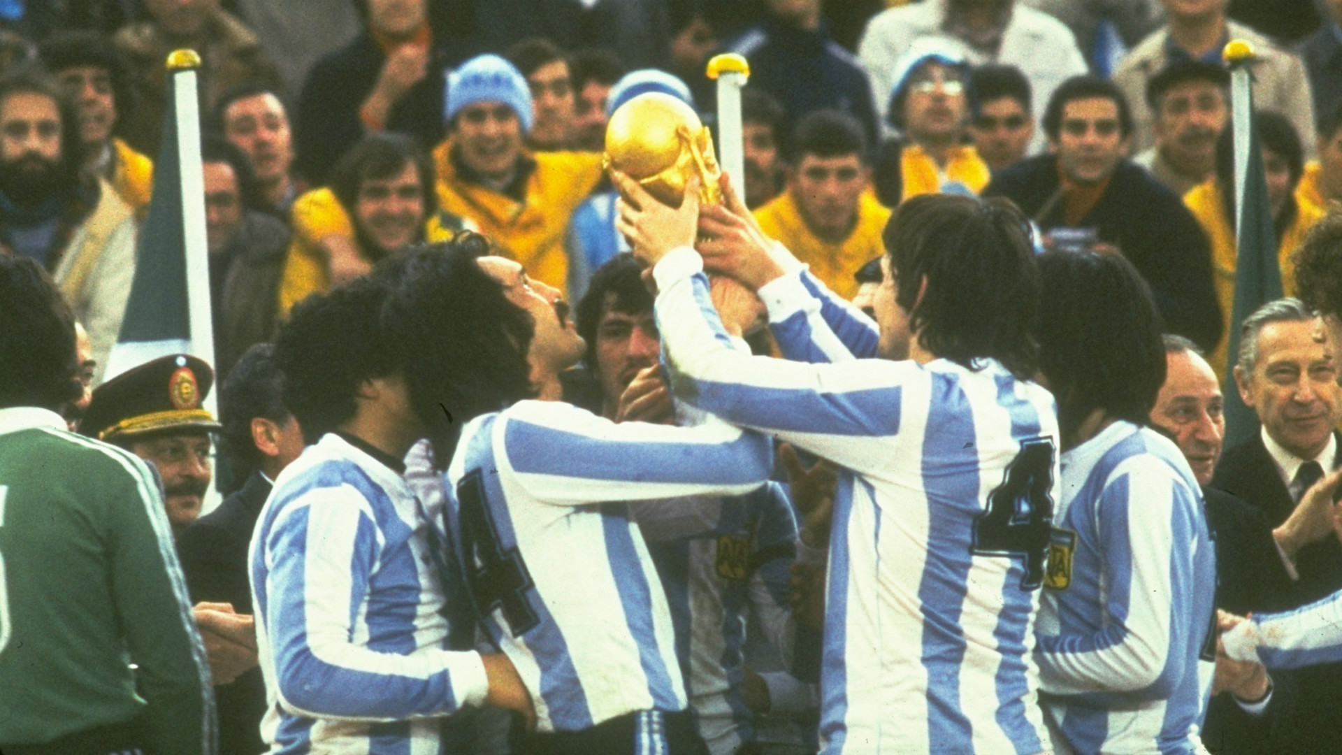Argentina World Champion 1978