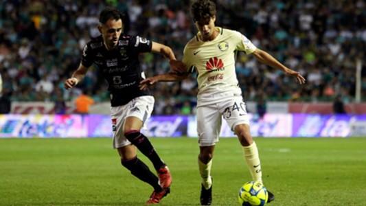 Diego Lainez América Liga MX México Clausura 2017