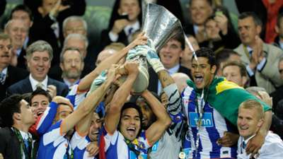 Porto Europa League Final 2011