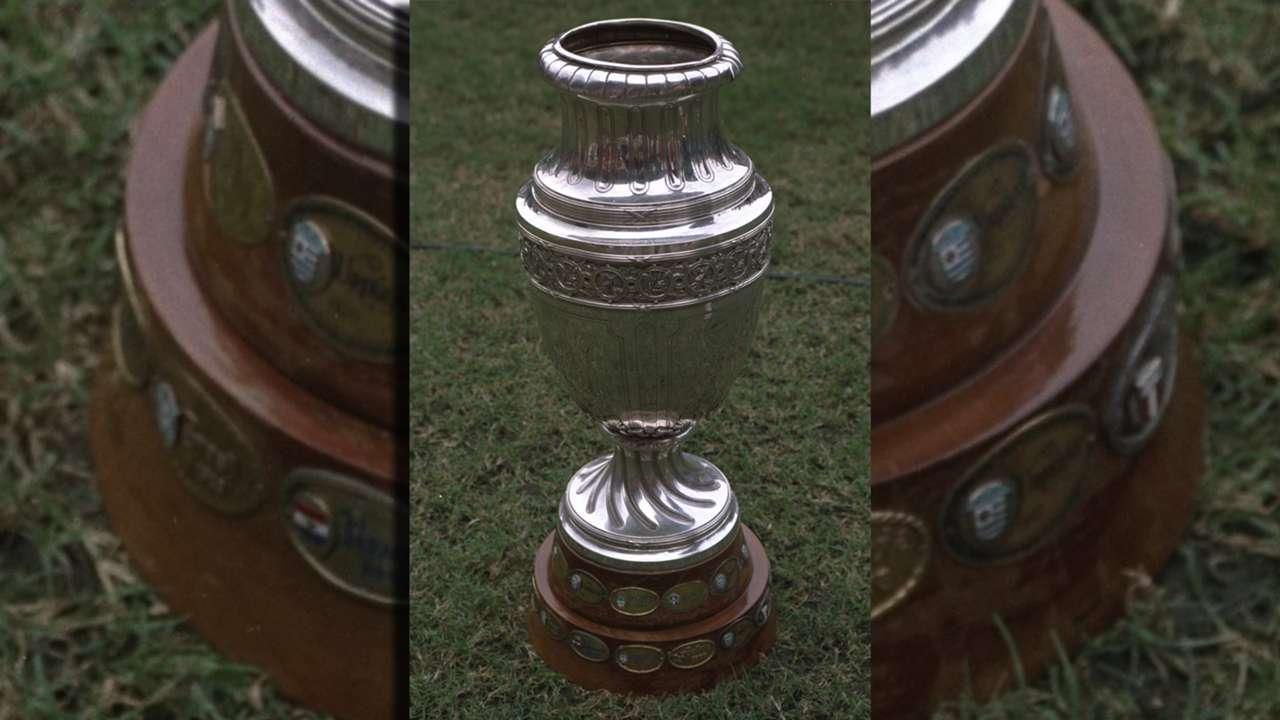 Especial Copa América 100 años ( copa america 70's