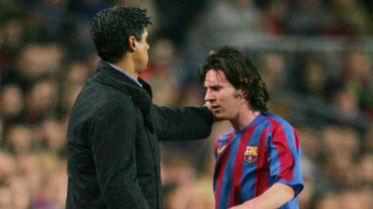 Lionel Messi Barcelona Chelsea 07032006