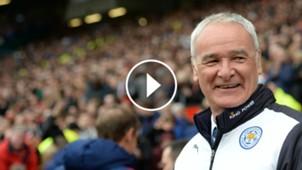video Claudio Ranieri Leicester City Premier League
