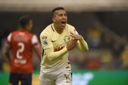 Cecilio Domínguez América Liga MX Clausura 2017 México