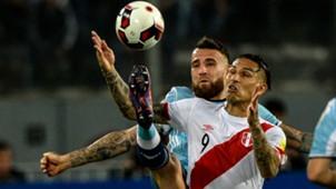 Peru – Argentina Eliminatorias Sudamericanas 06102016