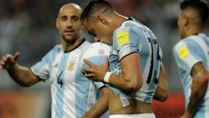 Ramiro Funes Mori - Peru – Argentina Eliminatorias Sudamericanas 06102016