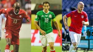 Eliminatorias concacaf collage