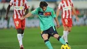 Messi Almeria 2010