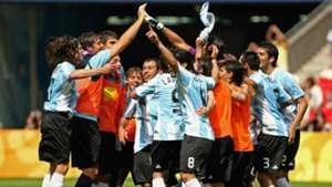 Selección argentina Beijing 2008