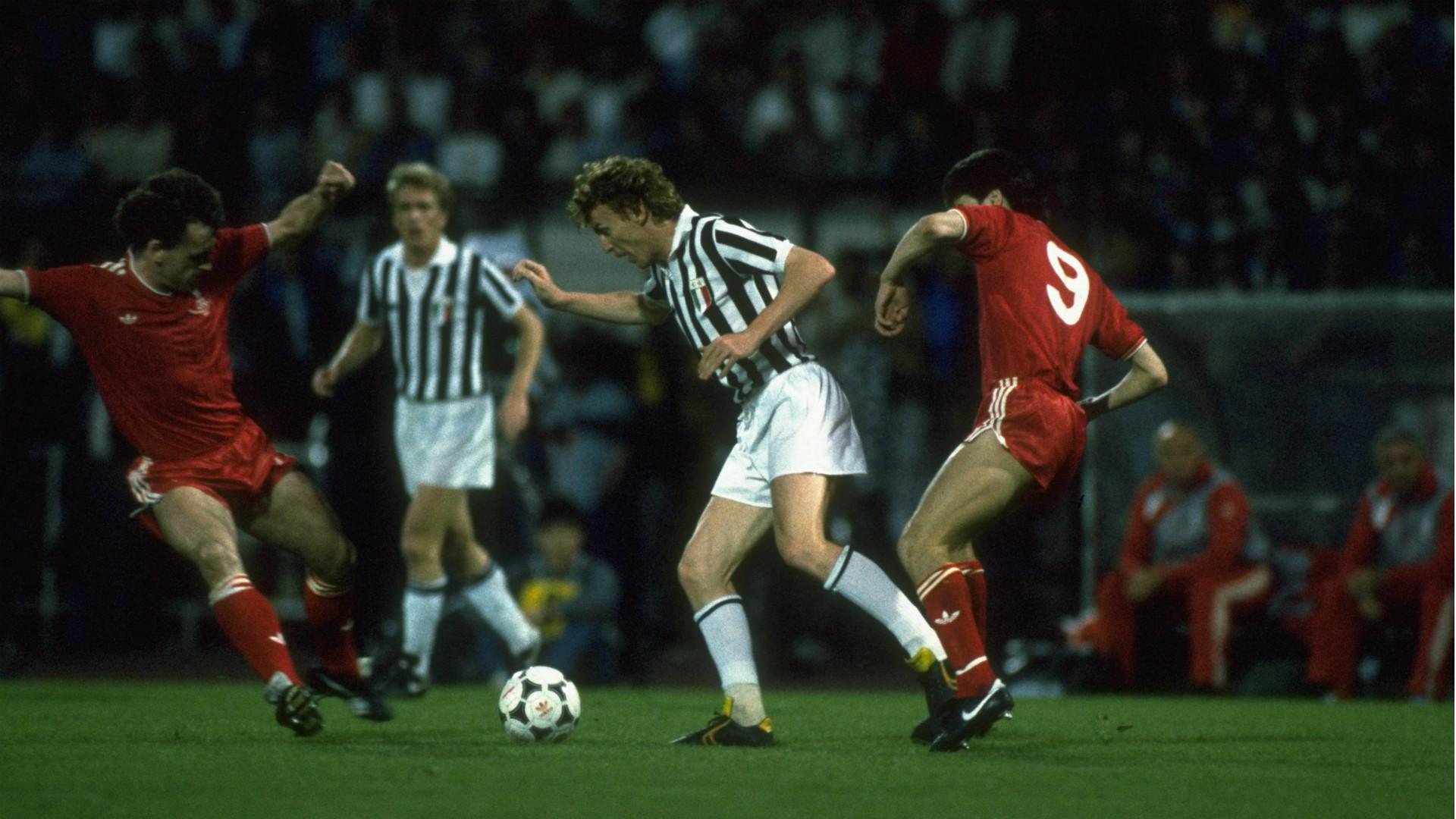 Juventus Liverpool 1985