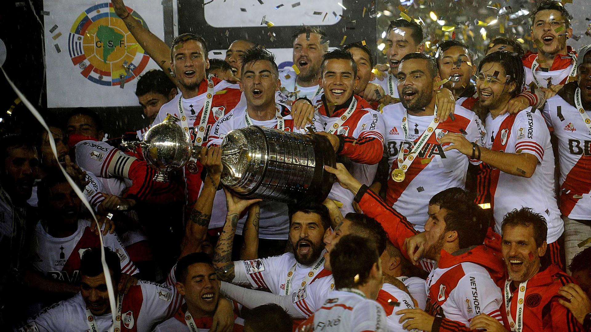 River Plate Tigres Copa Libertadores Final 05082015