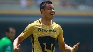 Pablo Barrera Pumas UNAM Liga MX Apertura 2016 Camiseta Jersey Visitante
