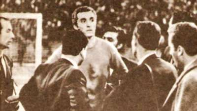 River Peñarol 1966 Amadeo Carrizo