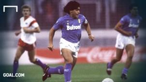 55 momentos de Maradona