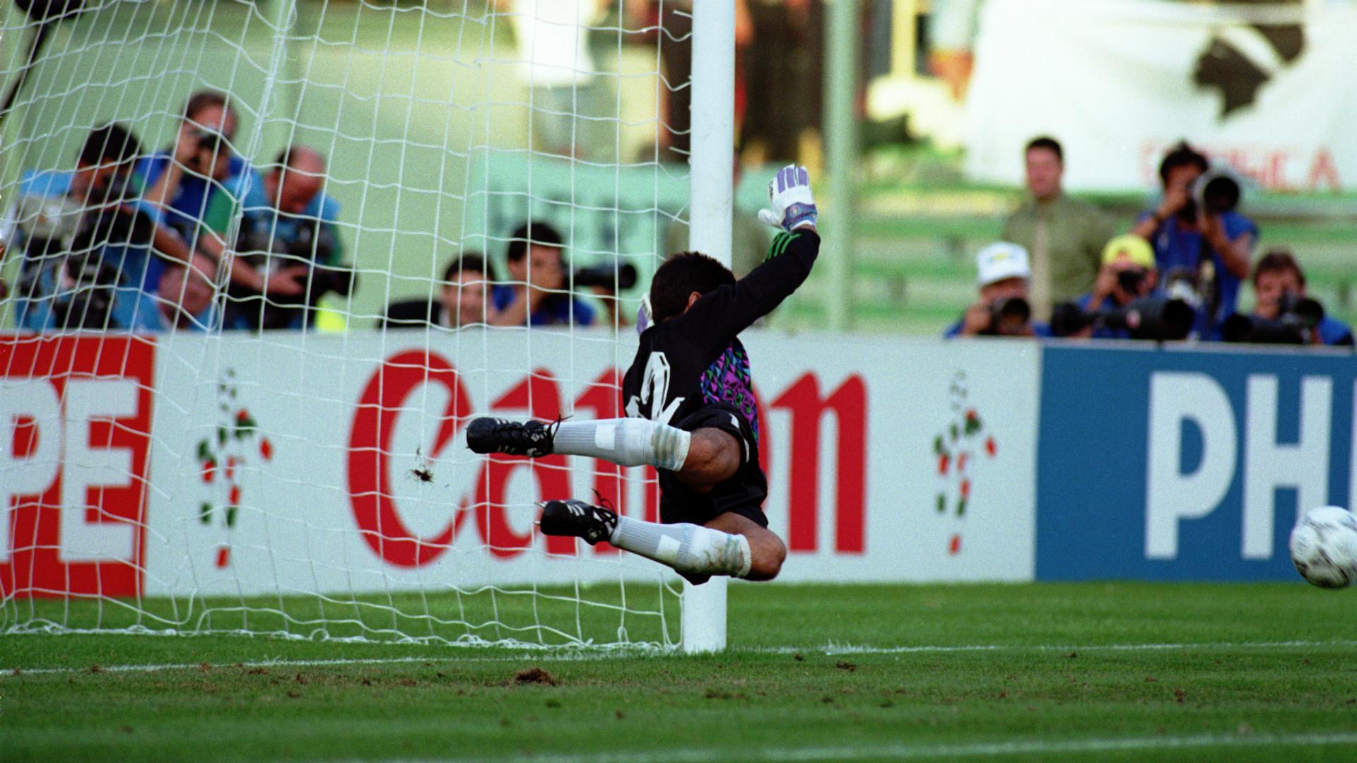 Sergio Goycochea Argentina Yugoslavia World Cup 1990