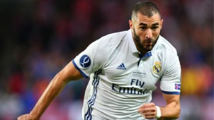 Karim Benzema Real Madrid Supercopa de Europa 09082016