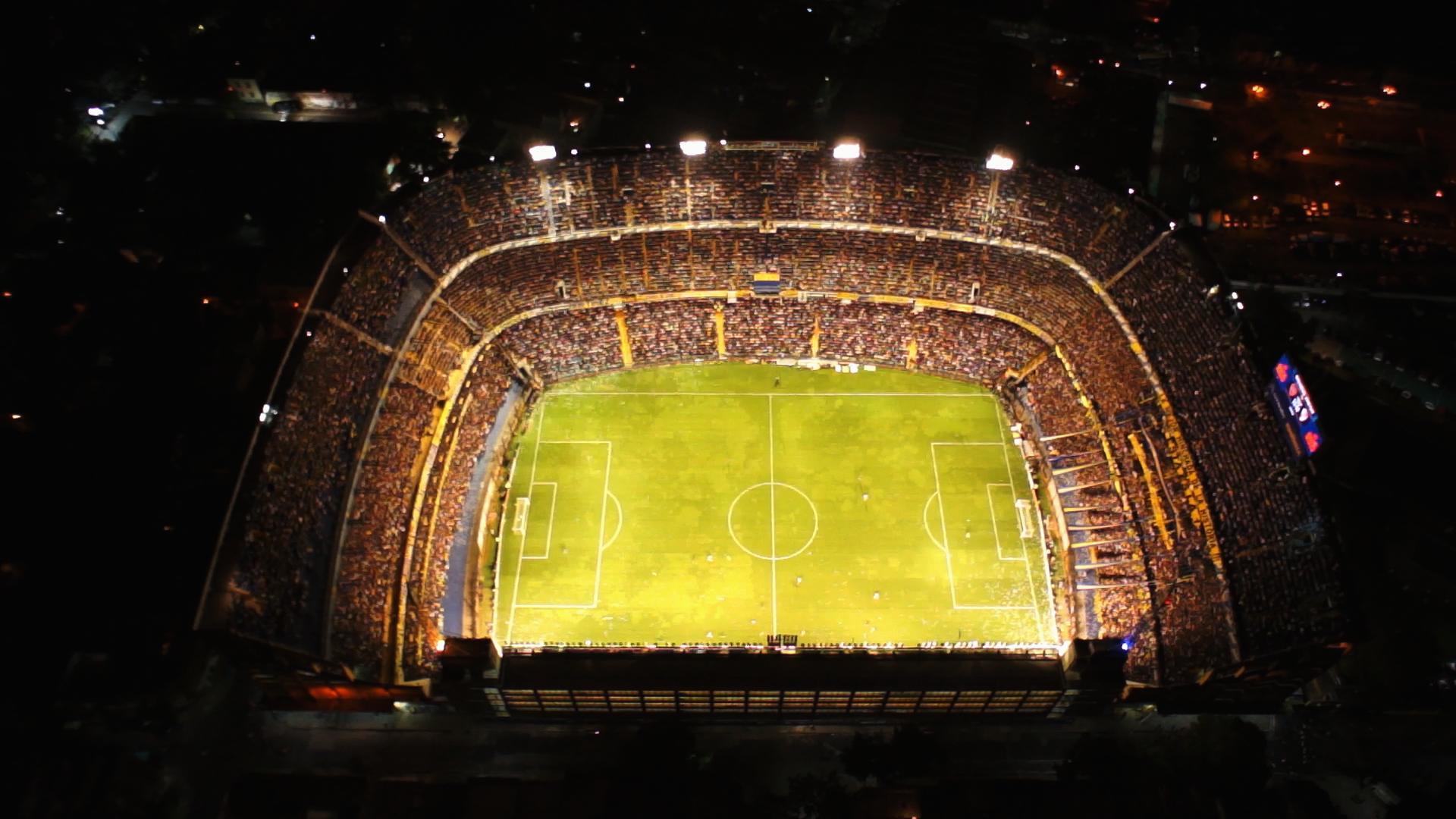 Boca Juniors La Bombonera pelicula - Goal.com