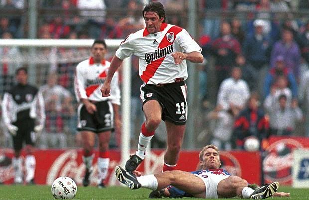 Sergio Berti - River Plate