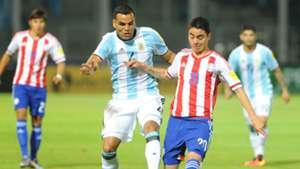 Argentina – Paraguay Eliminatorias Sudamericanas 11102016