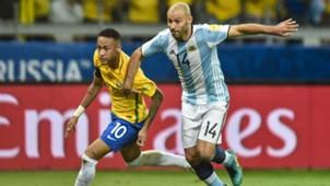 Brasil - Argentina Eliminatorias Sudamericanas 10112016